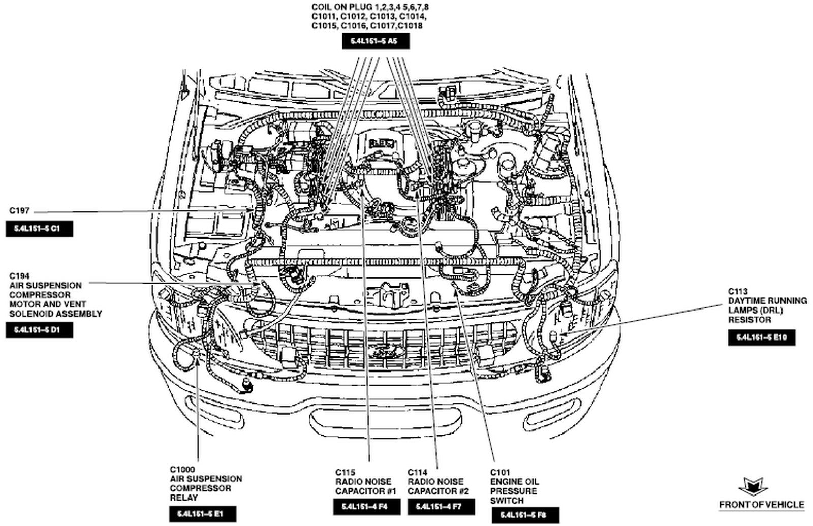 2010 03 31_235513_01_Navigator_engine_compartment compressor for the back suspension in a 2001 lincoln navigator? 2001 lincoln navigator engine diagram at bayanpartner.co