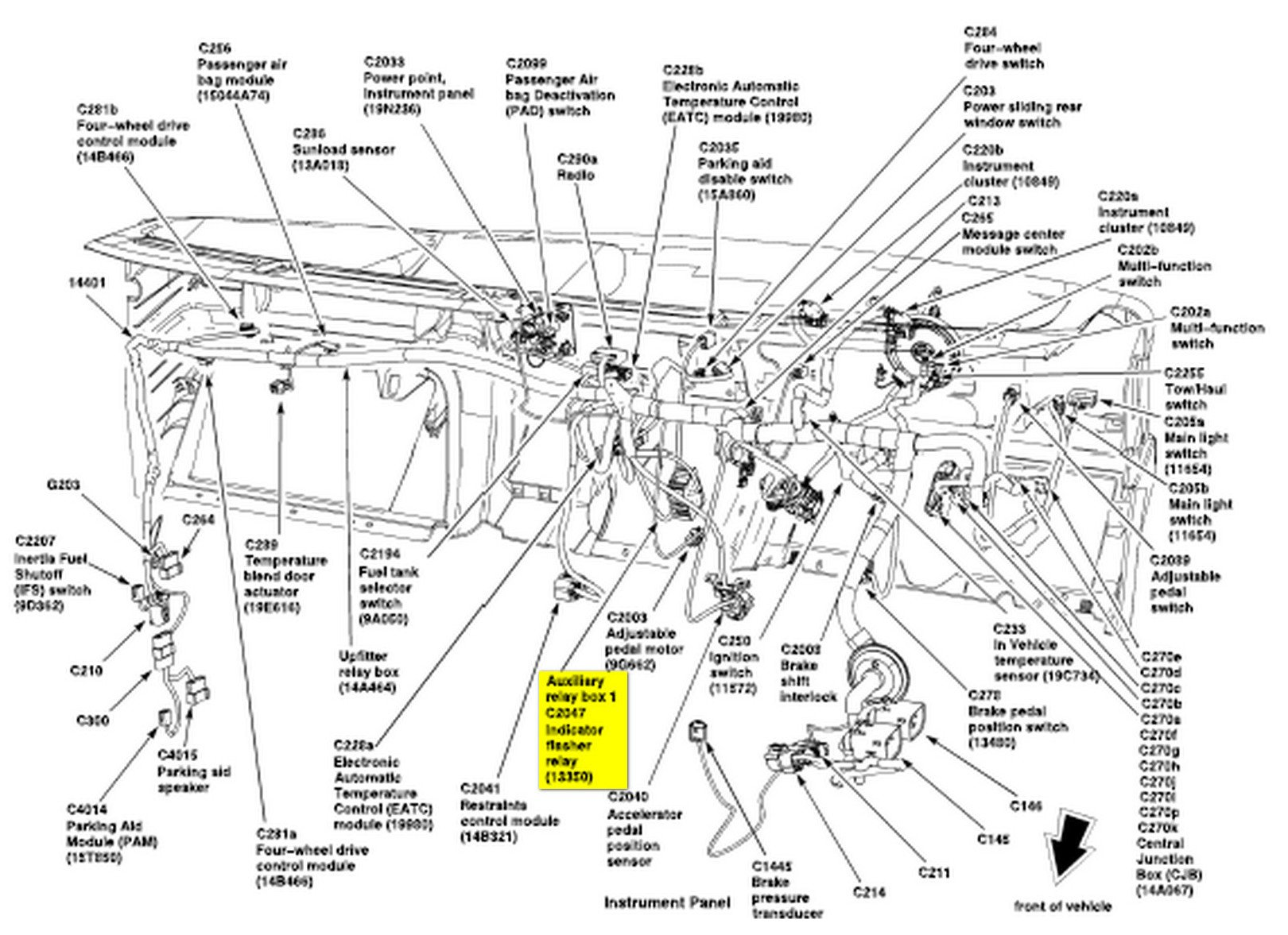 wiring diagram for 2005 ford f350  u2013 powerking co
