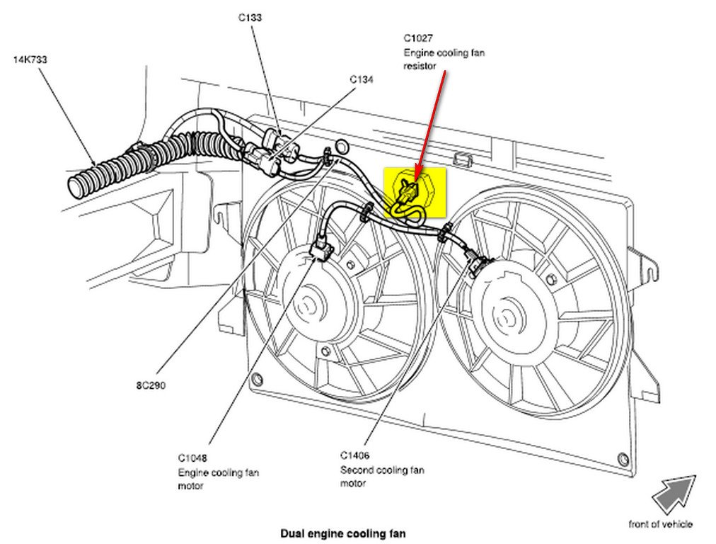 ford focus cooling fan wiring diagram my 2003 ford focus over heats when i turn the heater on  my 2003 ford focus over heats when i