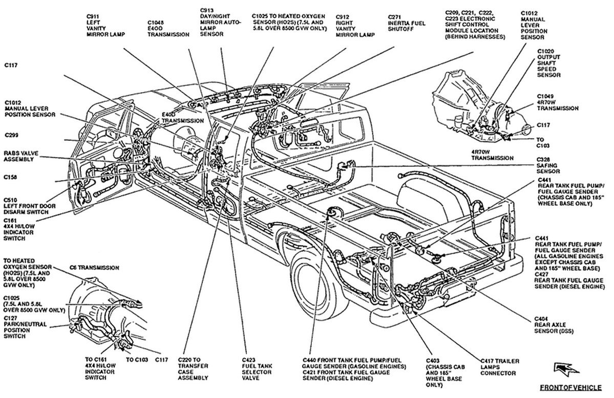 2002 ford f 250 wiring diagram 1996 ford f