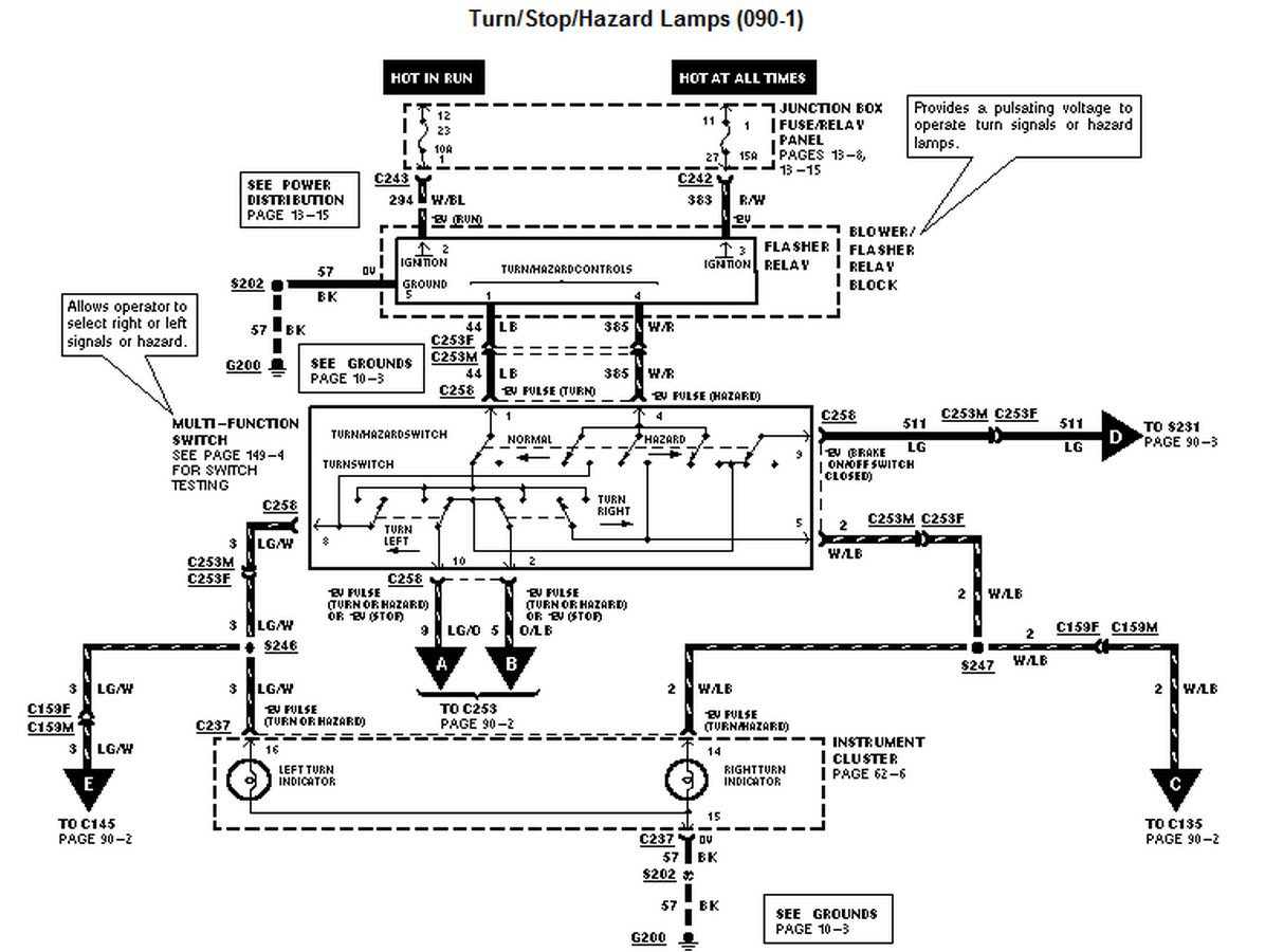 2010 F150 Wiring Diagram : I need a wiring diagram for ford f extended cab