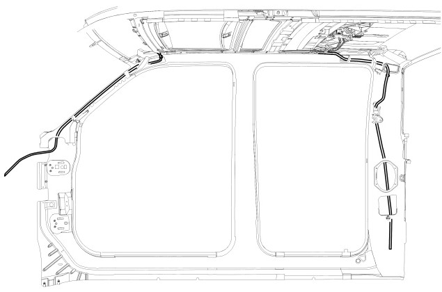 ford escape diagram