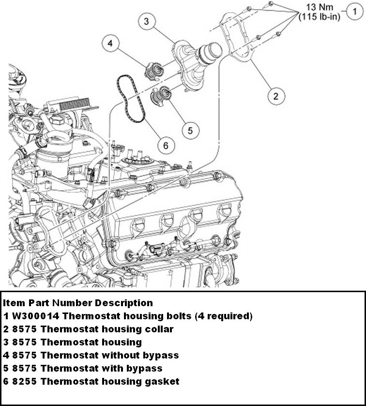 6 4l Powerstroke Engine Diagram