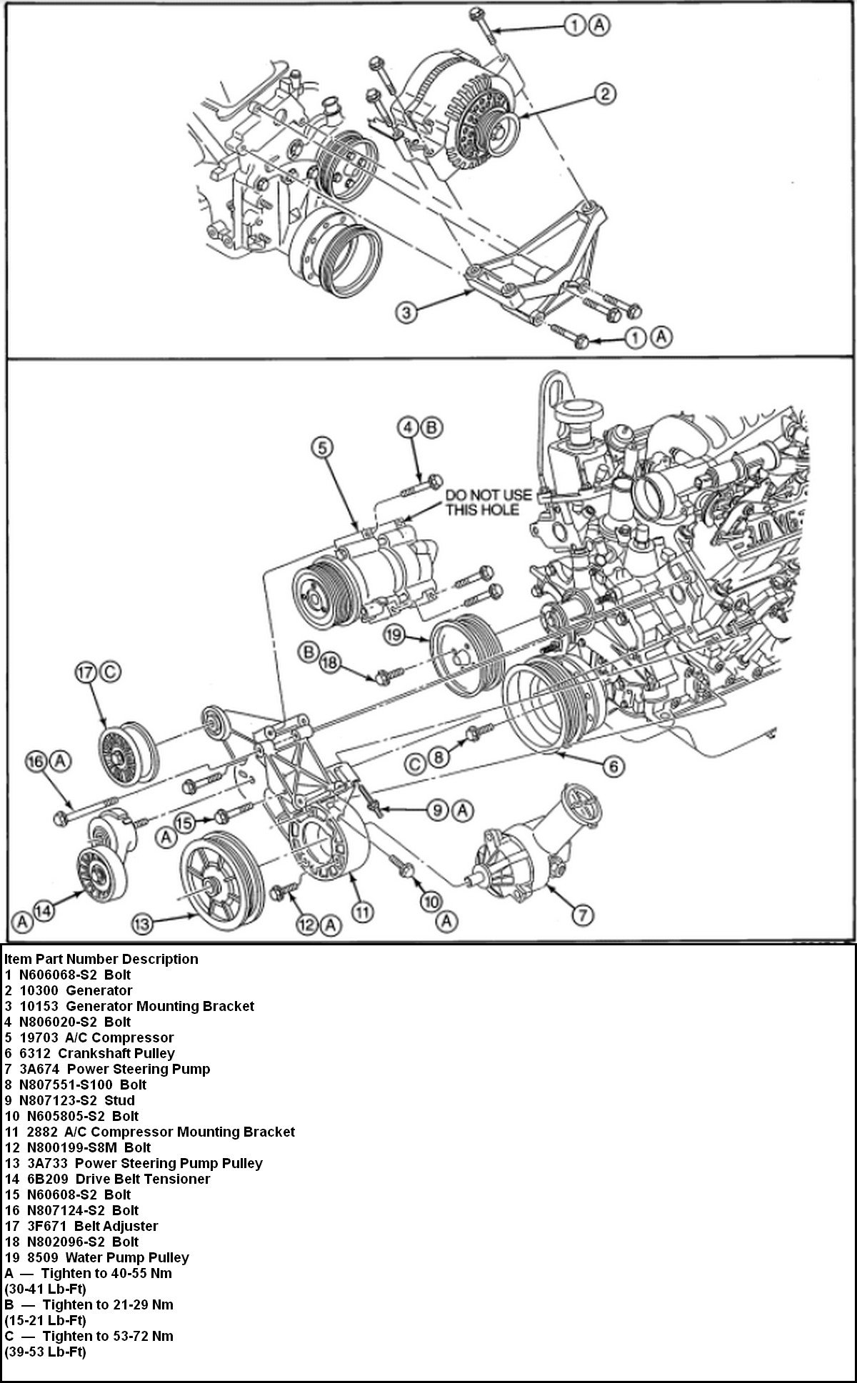 ford ranger 2001 3 0 engine water pump diagram 05 ford escape 3 0 engine wire harness diagram
