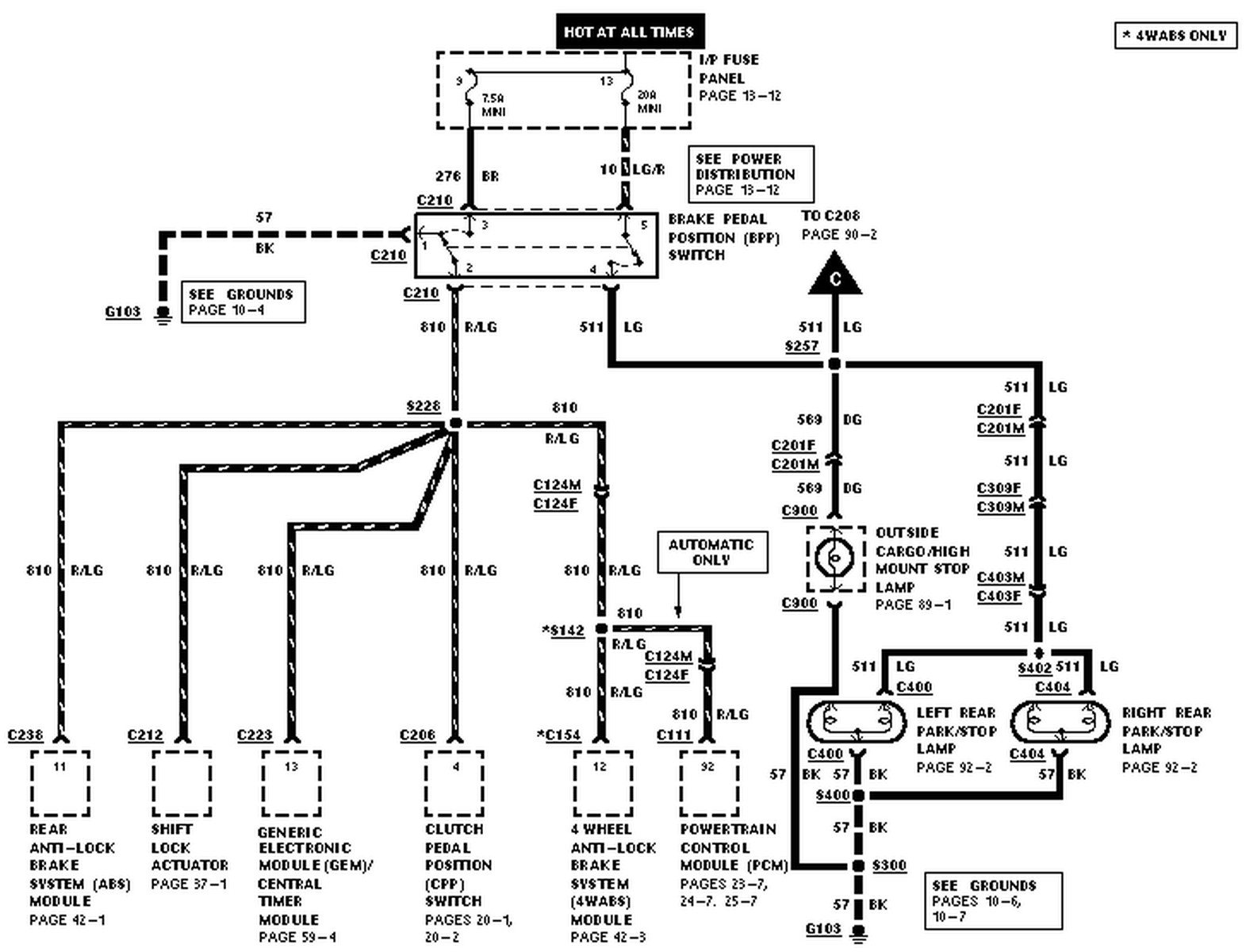 1993 Ford Explorer Dash Wiring Diagram Not Lossing 2011 F250 Transmission For Light Library Rh 61 Akszer Eu Starter