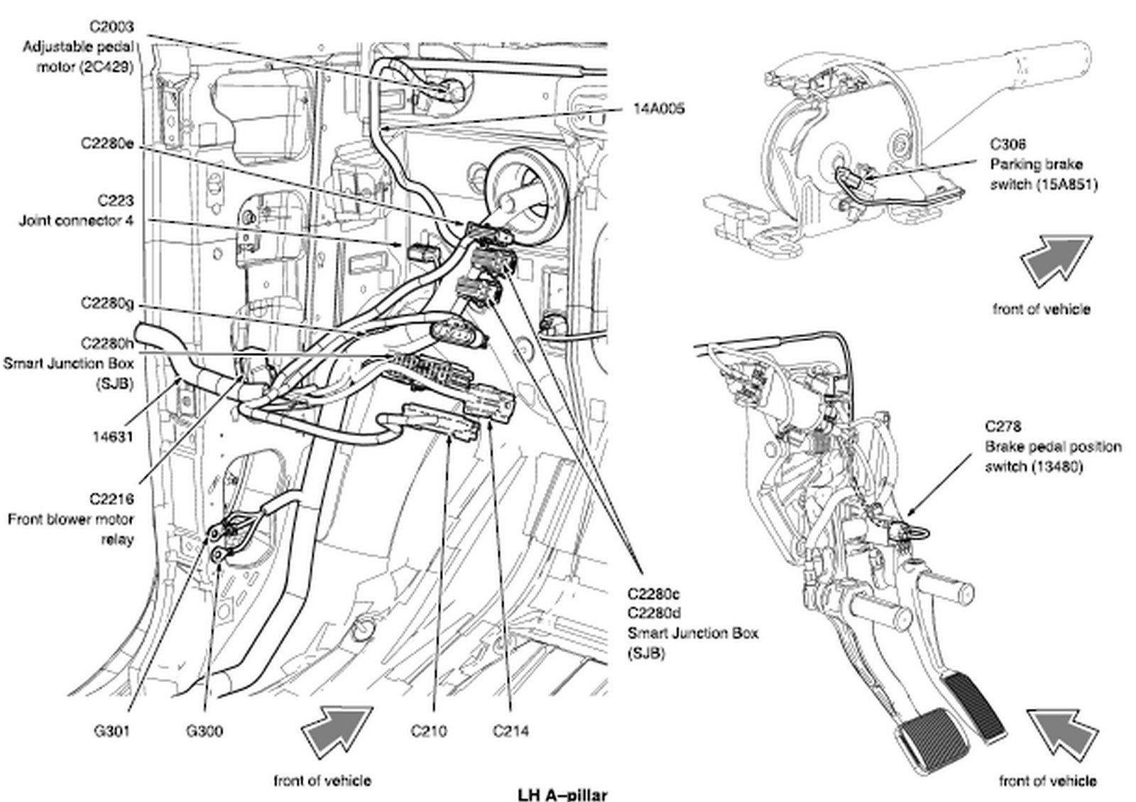 2006 Ford Freestyle Fuse Box Location Wiring Diagram News \u2022 1991 Ford  F150 Fuse Box Location 2005 Ford Freestyle Fuse Box Location