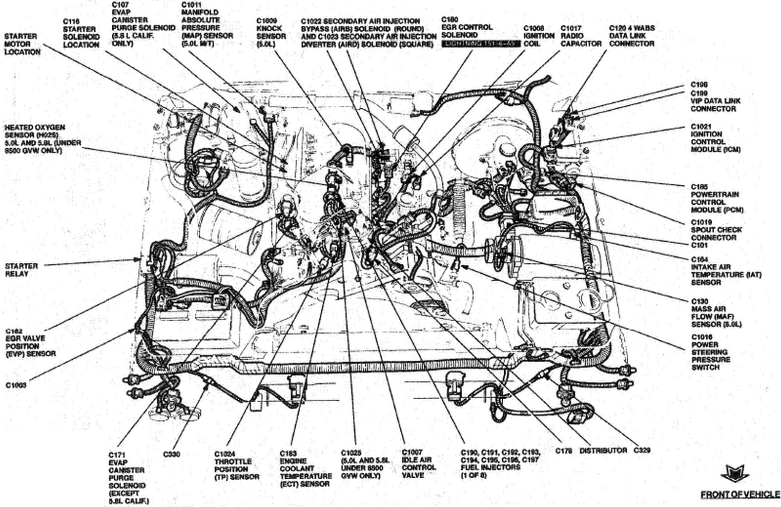 1995 F250  Powerstroke  Cam Sensor  Jump Start  Same Time To Crank It