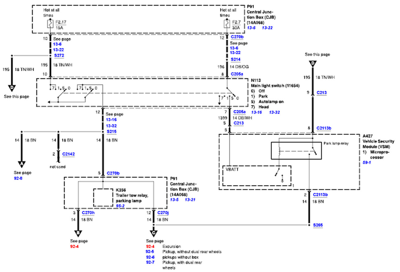 2012 07 28_233127_02_f 450_parking_lamp_wiring wiring diagram 02 f450 ford ford f550 wiring diagram \u2022 wiring headlight wiring harness for 2002 ford escape at n-0.co