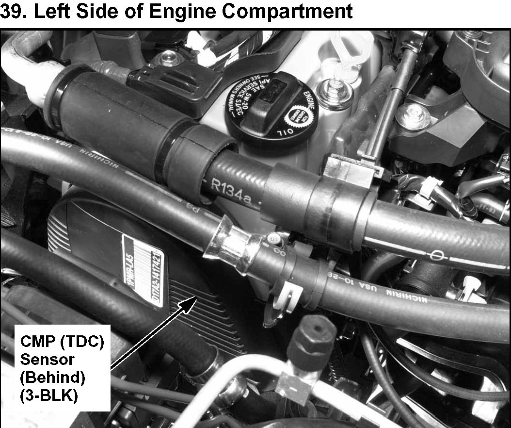 Honda Accord Tdc Sensor