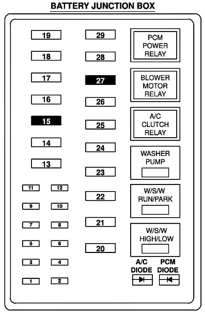 2000 F150 Ac Fuse Wiring Circuit \u2022 2007 Ford F-150 AC Diagram Ford F  150 Ac Diagram