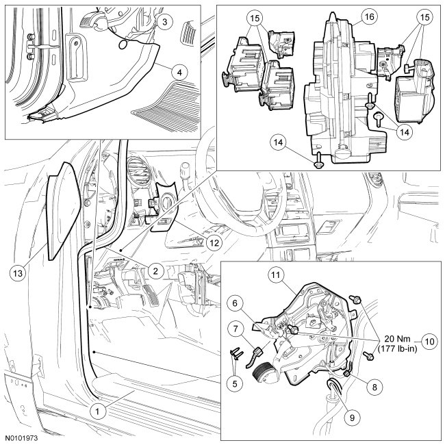 Ford Ranger Edge Fuse Diagram