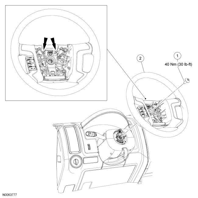 2008 Ford Escape: a couple interior parts..center console