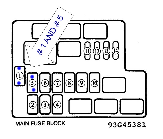 2001 mazda 626 fuse box location   32 wiring diagram