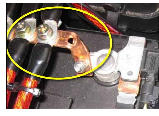 The Battery Light Came On In My 2008 Kia Rio Lx 1 6 I
