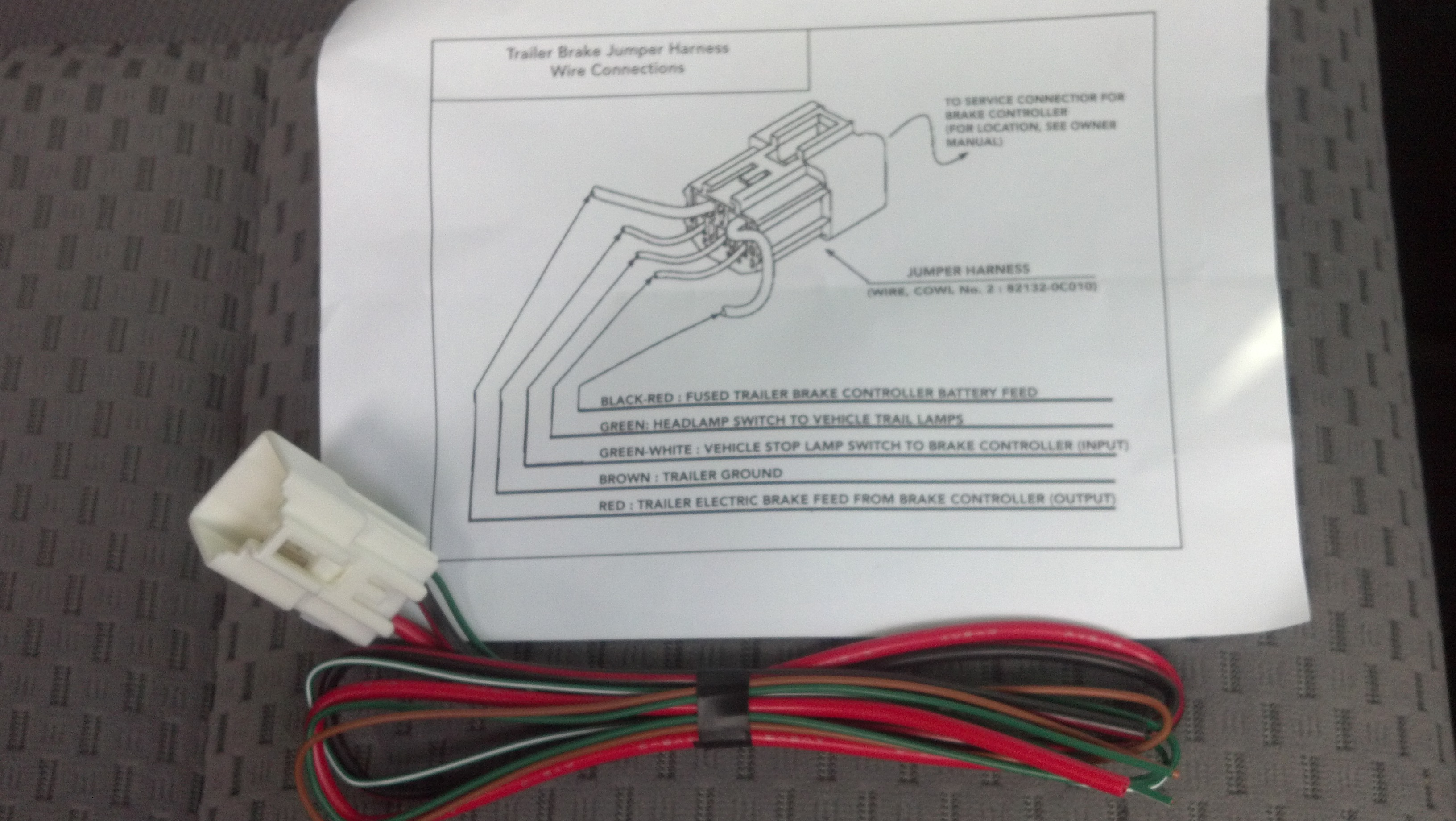 Prodigy Brake Controller >> Where to install a prodigy brake controller on a 2011 tundra