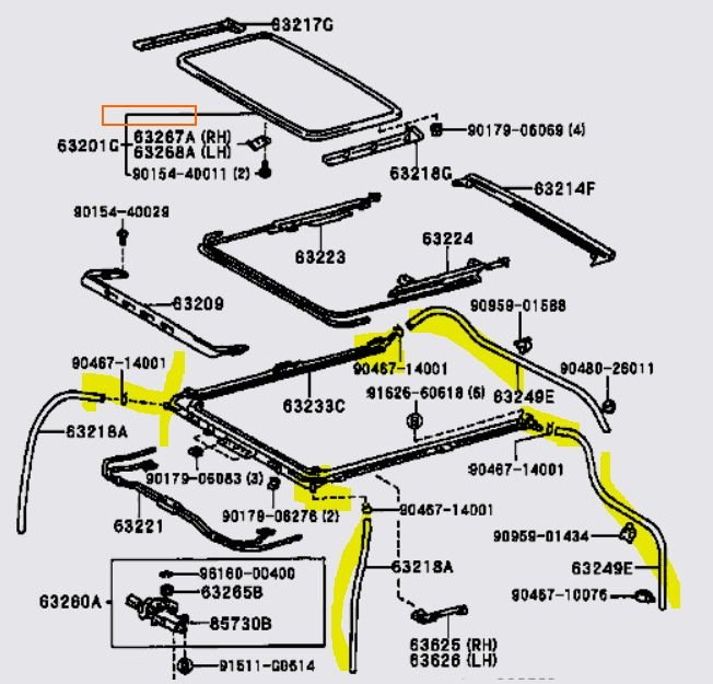 toyota camry wiring diagram with 67m0q Toyota Runner Hi 1999 Toyota 4runner Developed on Toyota Hiace Wiring Diagram together with P 0996b43f8037a016 besides 67m0q Toyota Runner Hi 1999 Toyota 4runner Developed moreover 2003 Audi A6 Exhaust Diagram moreover Fits Toyota Camry 07 09 Carbon Fiber Interior Dashboard Dash Trim With Toyota Camry Interior Parts Diagram.