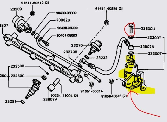 WHERE IS THE FUEL FILTER AT THAT MITE COUSE LOST POWER AN CAN U SEND ME  DIAGAM OF BOTH LOCATIONS OF FILTERS AND WHAT ISJustAnswer