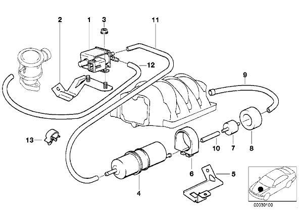 How To Repair Or Replace 2000 740 I Bank 1 Cam Actuator Sensor Over