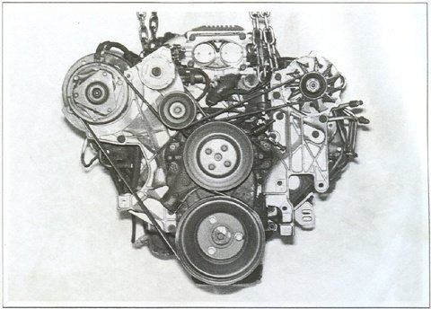 I Need A Belt Routing Diagram For A 1983 Chevy C30 1 Ton