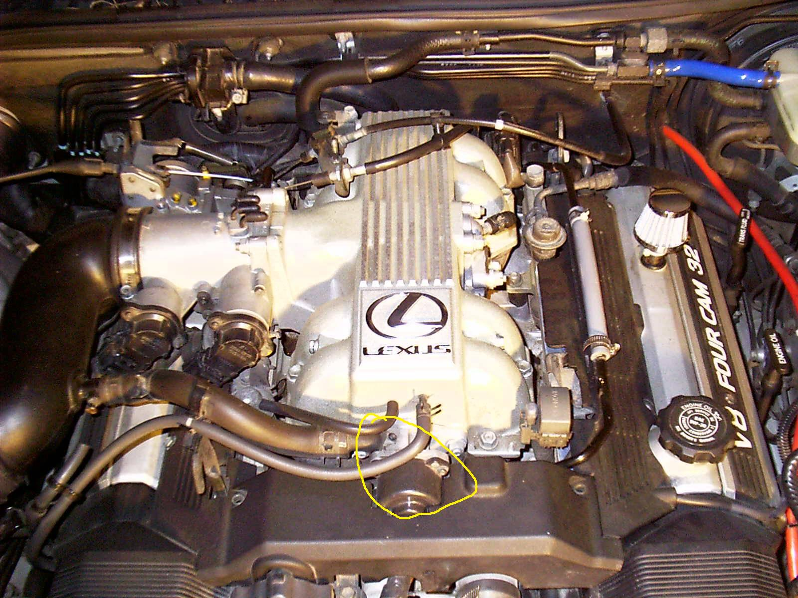 1994 Lexus Sc400 With 51128 Actual Miles Engine Starts And
