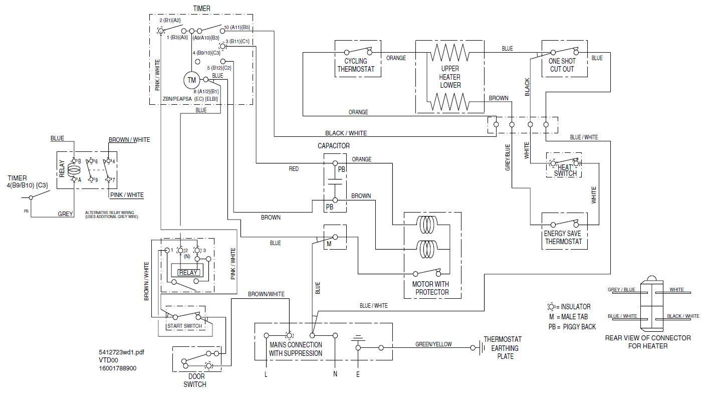 i have juct put new bearingon a indesit tumble dryer but the heater rh justanswer com Whirlpool Dryer Schematic Wiring Diagram Dryer Plug Wiring Diagram