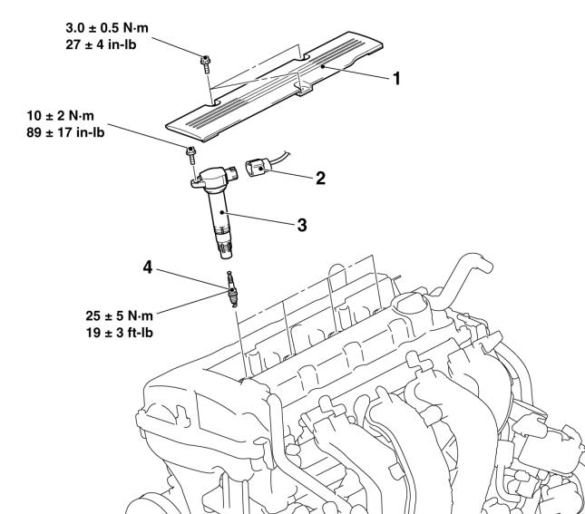 How Do You Change The Spark Plugs On A 2008 Mitsubishi Lancer De. Once The Four Coils Are Out You Can Remove Spark Plugs Use A 58 Plug Socket And 6 Extension Ratchet. Mitsubishi. Mitsubishi Lancer 2006 Ignition Coil Diagram At Scoala.co
