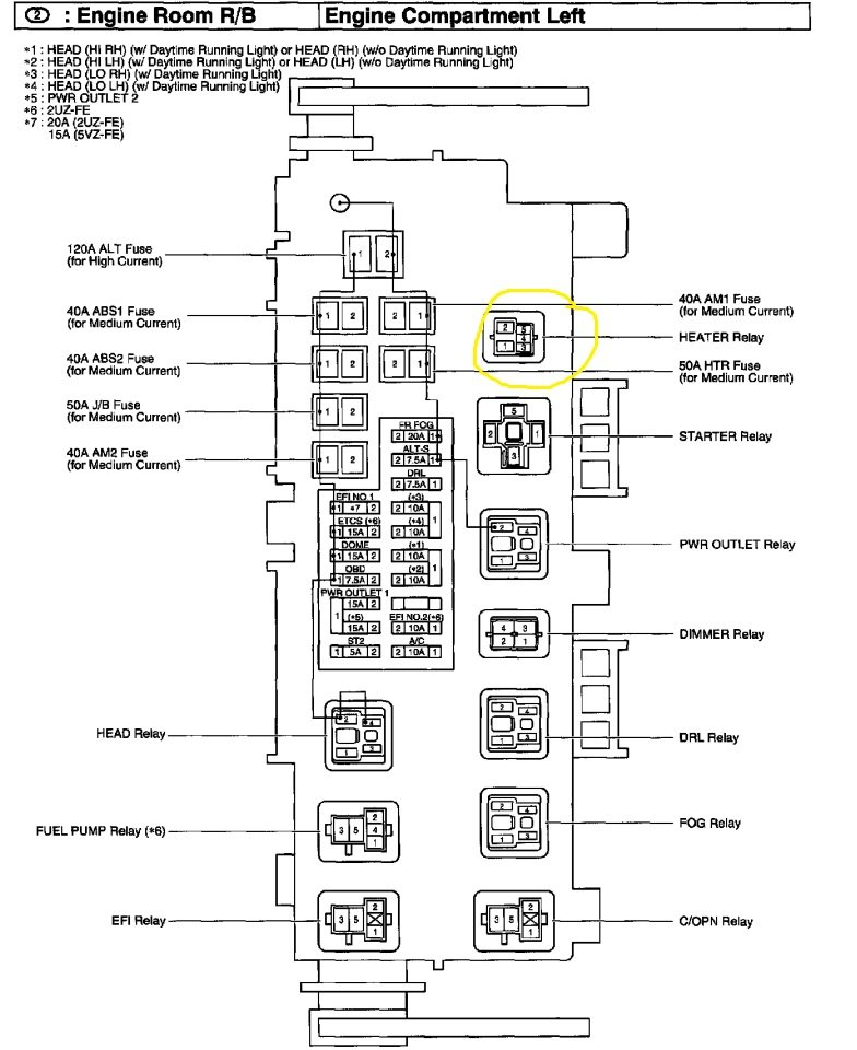 trailer wiring diagram 7 way ford with 39odm Ac Relay Located 2001 Toyota Tundra Access on Lewmar Wiring Diagram in addition E 70 additionally Electrical Setup And Wiring in addition Chevy 3 4 Ton Rear End Schematic moreover 98 Ta a Running Lights Wiring Diagram.
