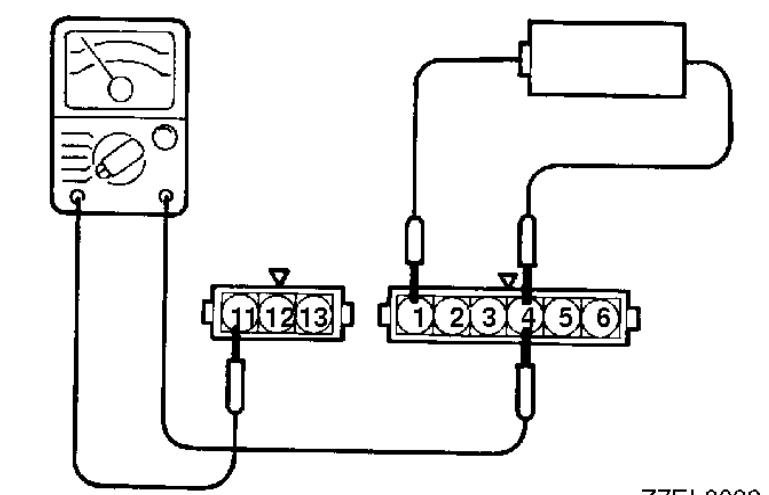 How Do I Test Power Transistor On 91 3000gt 3 0l