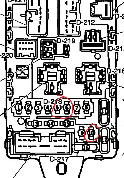 Fuse box buzzing noise wiring diagram images