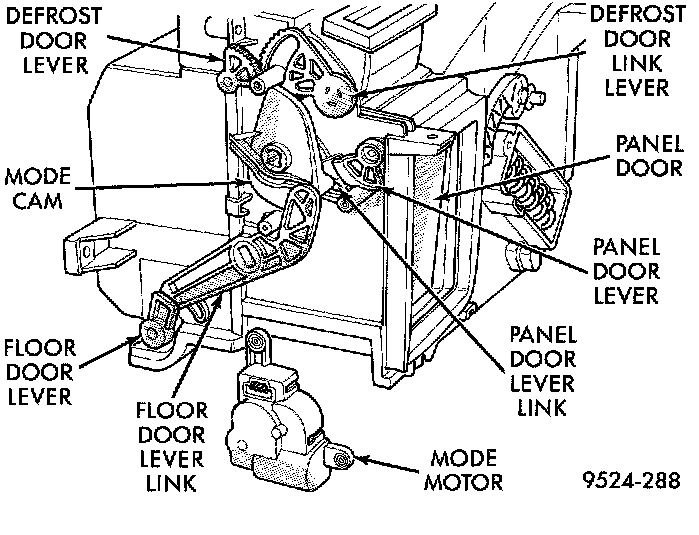 1996 Chrysler Cirrus Engine Diagram