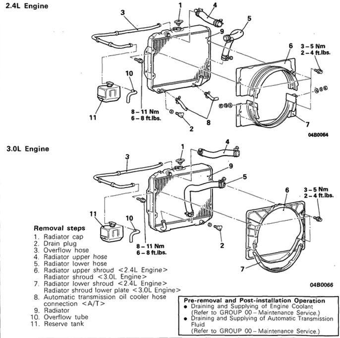 1990 mitsubishi mighty max electrical diagram