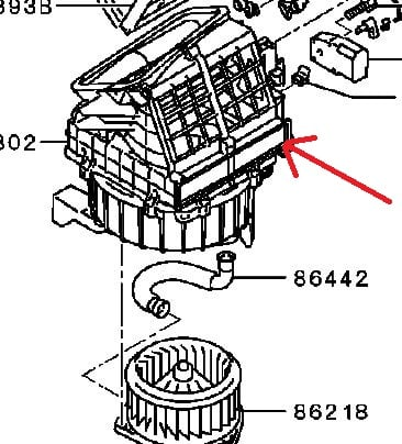 2016 Honda Civic Undercarriage Parts Diagram furthermore 92 Honda Accord Ignition Switch Wiring Diagram likewise Canister Purge Valve Location 08 Uplander furthermore Honda Odyssey Power Steering Pump Diagram besides 97 Acura 3 2 Tl Engine Diagram. on honda civic starter problems