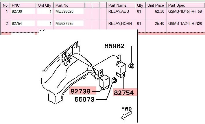 I Have A 2002 Mitsubishi Montero Sport Can Not Find Where The Horn Rhjustanswer: 2001 Mitsubishi Montero Horn Relay Location At Elf-jo.com