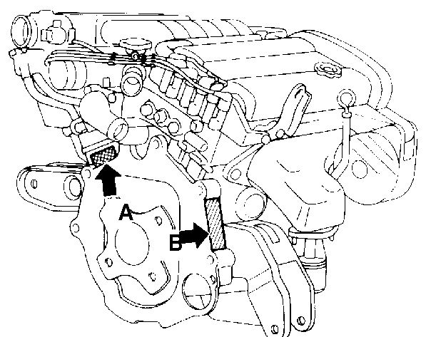 1994 Dodge Stealth Engine