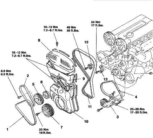 4g63 Engine Diagram