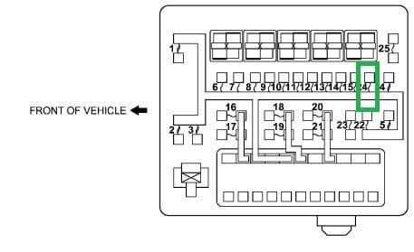Check Fuel Pump In A Mitsubishi Galant V6?