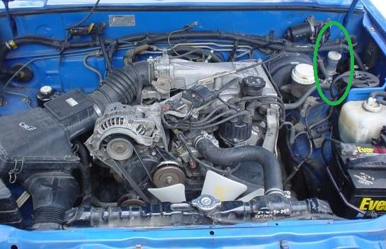 I am having shifting problems in my 1994 mighty max 2 4L 4