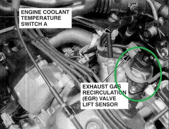 I Have A 96 Honda Oddessey Need To Clean The Egr Valve And Intake Rhjustanswer: 1996 Honda Accord Egr Valve Location At Gmaili.net
