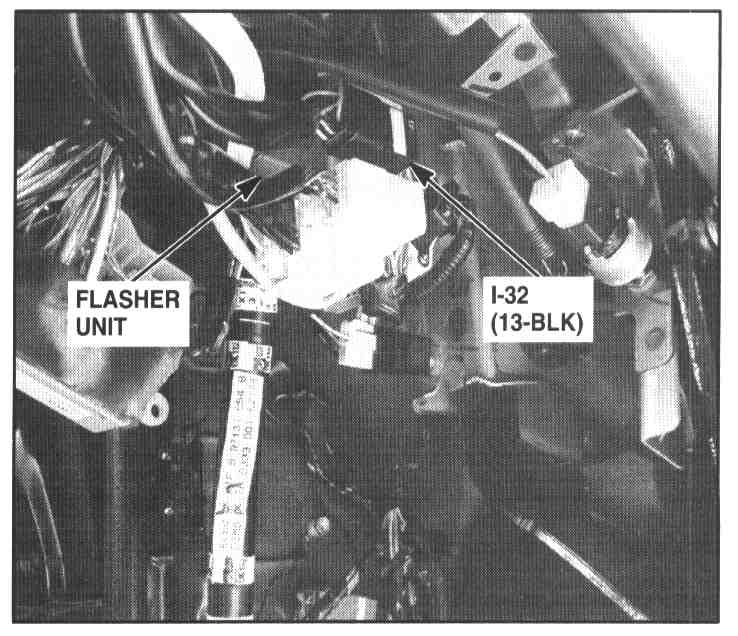 on harley flasher relay wiring
