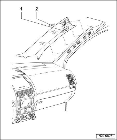 service manual  2004 dodge durango roof trim removal