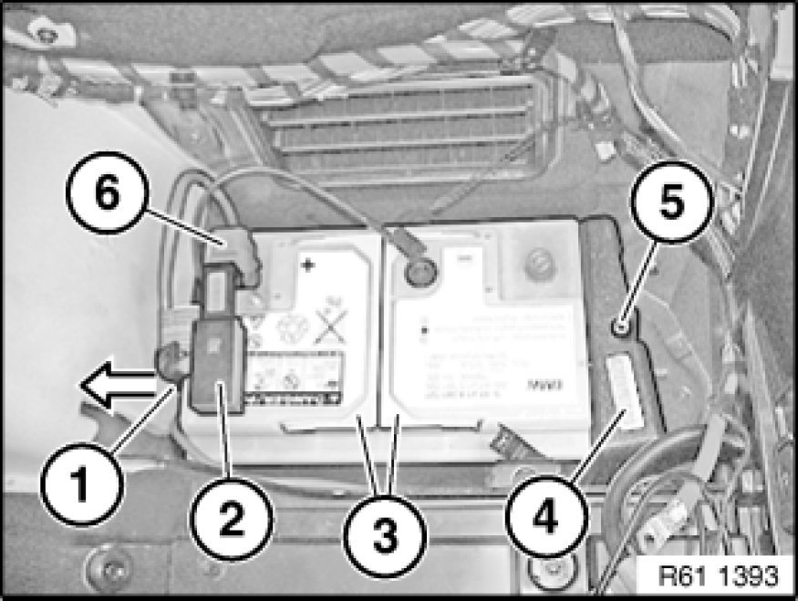 2006 Bmw 325i Can I Replace A Battery By Myselfrhjustanswer: 2005 Bmw 325i Battery Location At Elf-jo.com