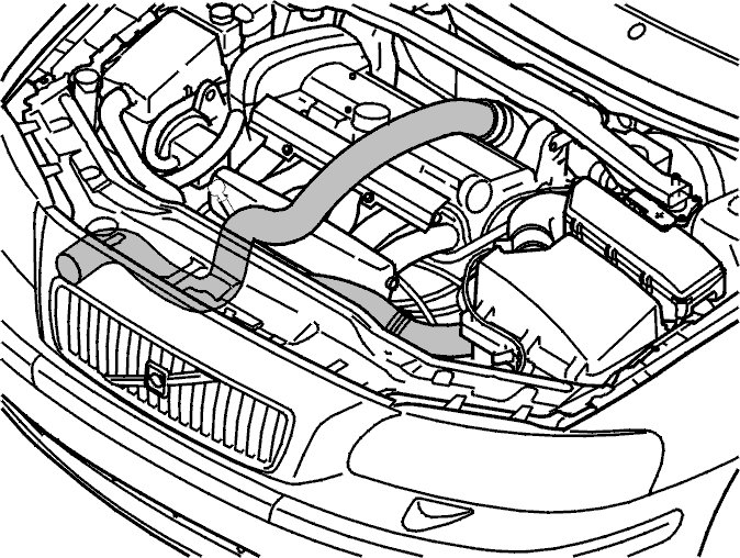 How Do I Remove The Alternator From A 2002 Volvo S60