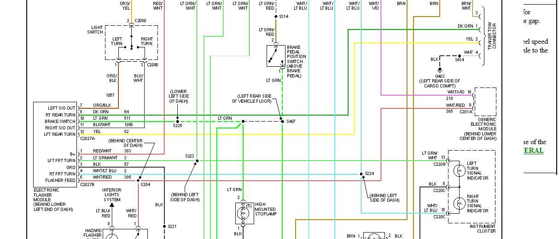 Oxygen Sensor  The Right Turn Lights Are   Hazard Lights