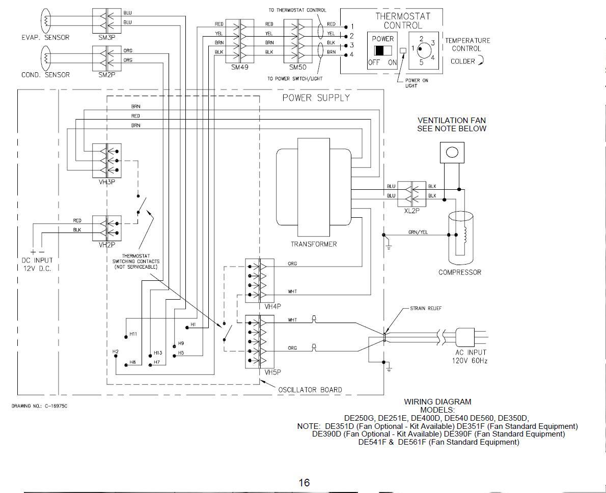 Rv Refrigerator Norcold 1200lr Wiring Diagram    Wiring Diagram
