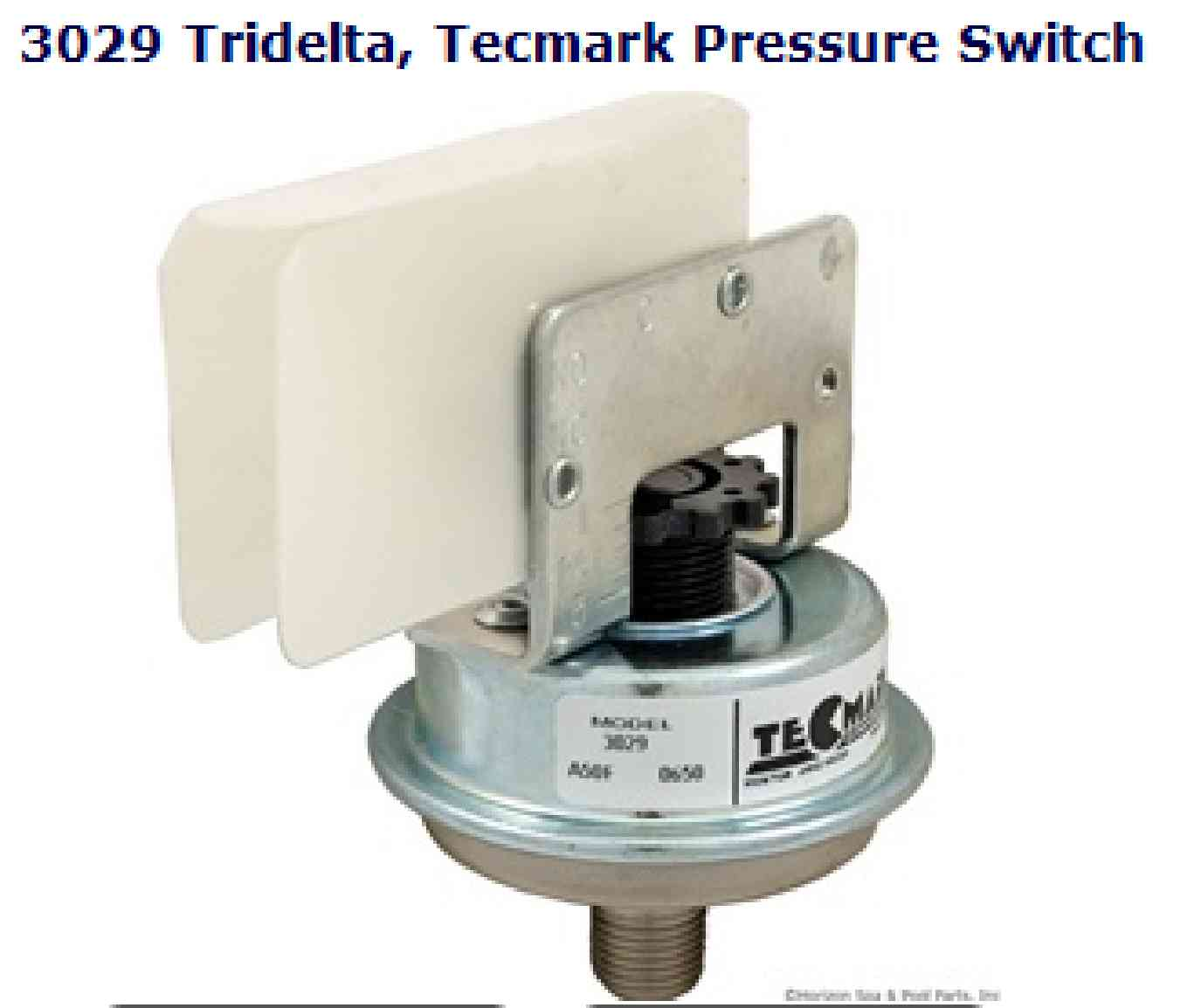 2012 05 08_224434_pressure_switch_2 i have a yr 2000 caldera spa which fails with a 'flo', permanently