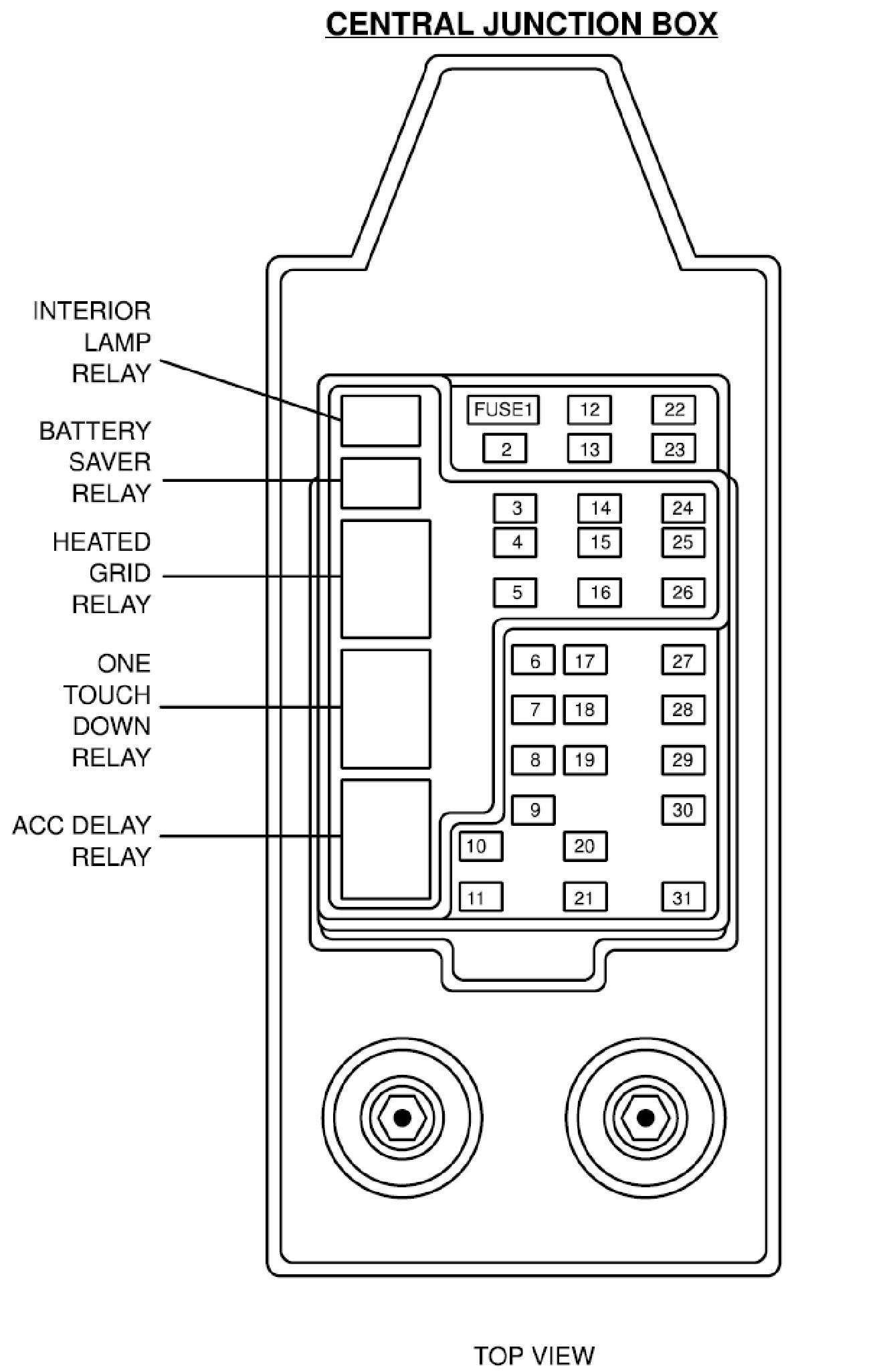 F Fuse Panel also Ford Excursion Fuse Box Diagram Passenger  partment also I Find A Diagram For Both Fuse Boxes On My Expedition Wd Intended For Ford Expedition Xlt Fuse Box Diagram likewise Original besides Sc. on 2000 expedition fuse panel diagram