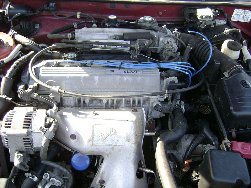91 Toyota Celica Gt Convertible 2200 Efi Motor Drove Last Night