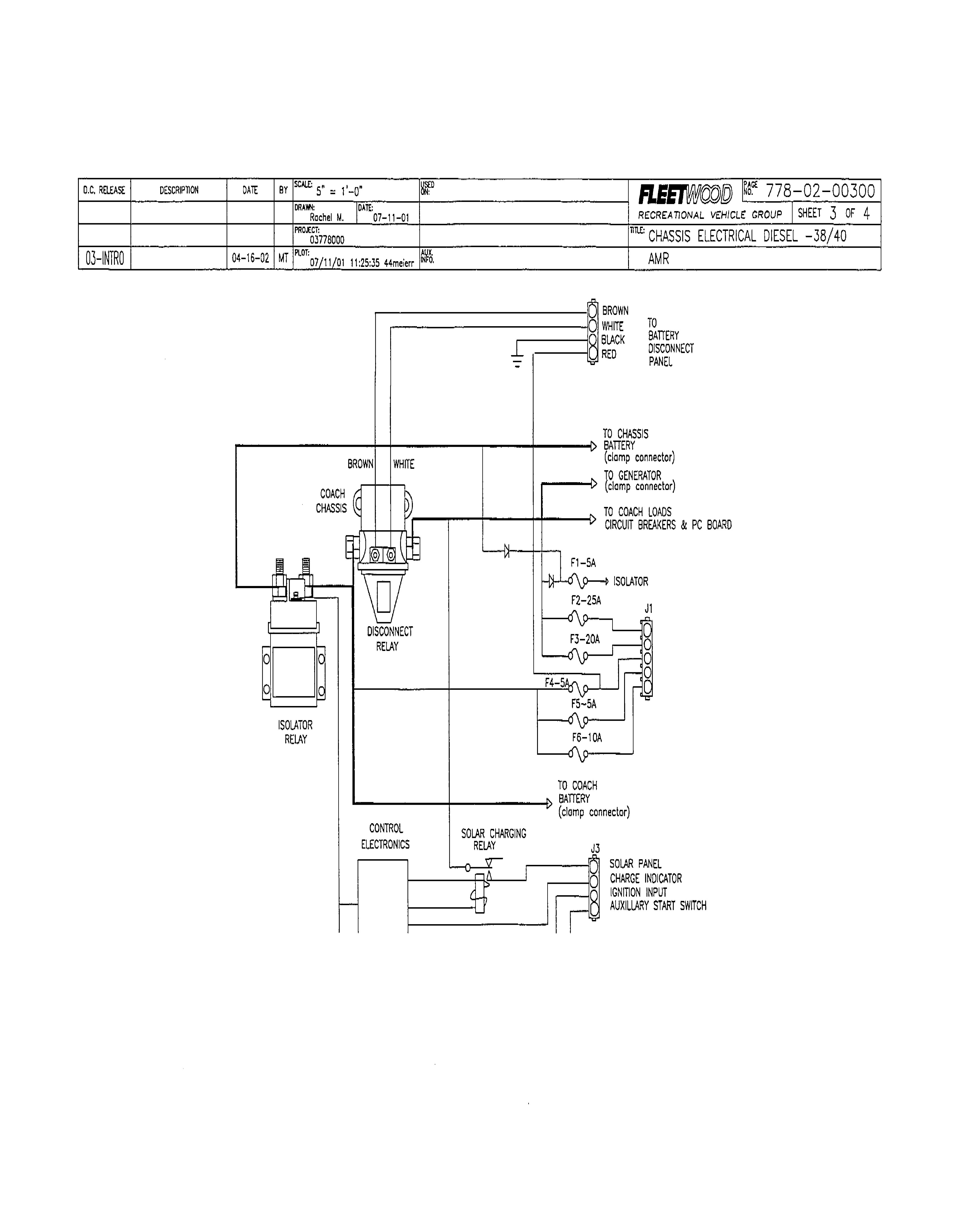 2009 fleetwood wiring diagram i need a diagram of the battery installation on a 2002 ... 88 fleetwood wiring diagram