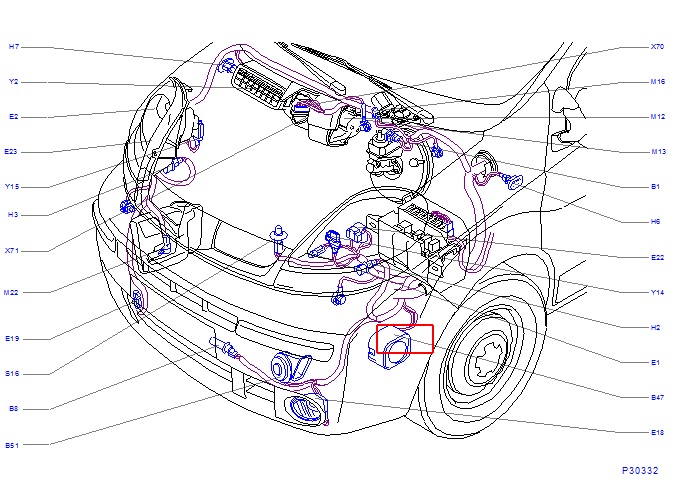 Renault Megane Under Bonnet Fuse Box Diagram Wiring Diagram