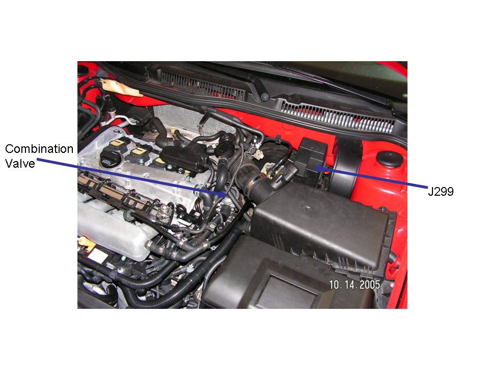 I have a P0411 code on a 2002 Volkswagen Jetta. I know this deals with the air injection system ...